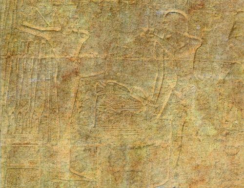 Illustration Egypt Gold