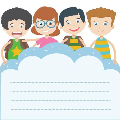 illustration kids clipart
