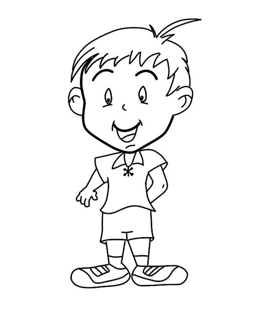 illustration drawing childish