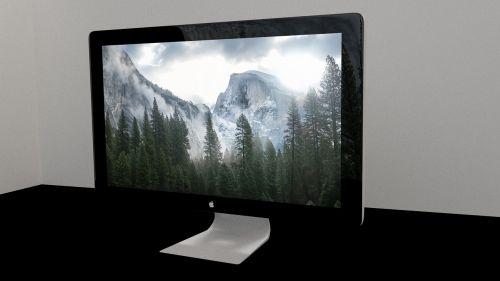 imac,obuolys,kompiuteris,Mac kompiuteris,ekranas,stebėti,dizainas,stalinis kompiuteris,biuras,obuolių kompiuteris,skaitmeninis,rodyti,įranga,darbo vieta,stalas,darbas,juoda