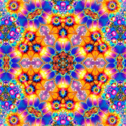 image fractal background image