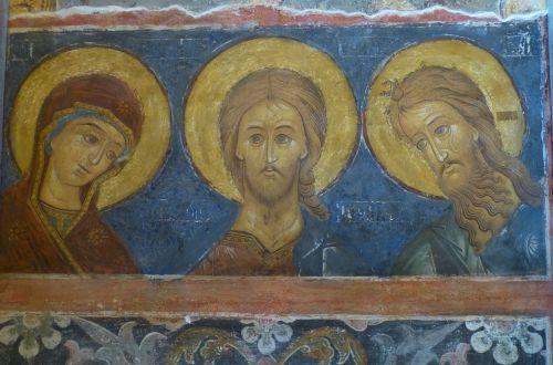 image painting church