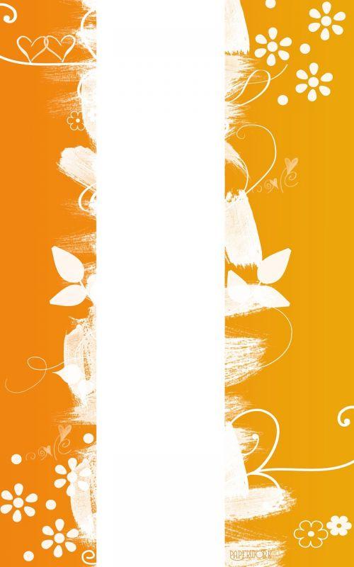 image orange gradient