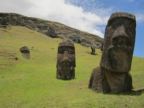 rapa nui civilization image