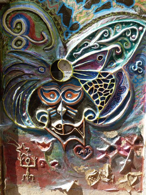 image butterfly art