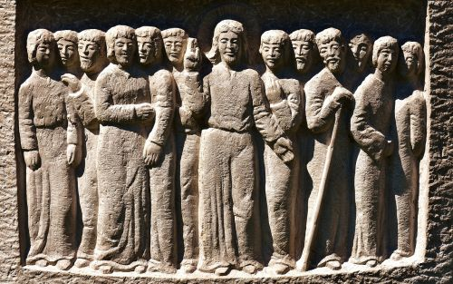 image twelve apostles holy
