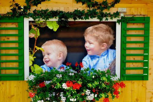 image window children
