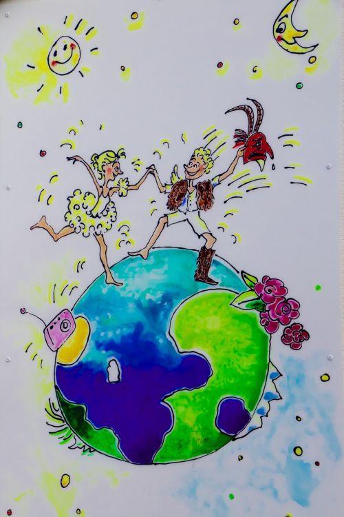 image globe earth