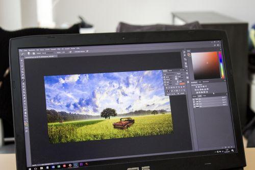 image editing photoshop image editing program