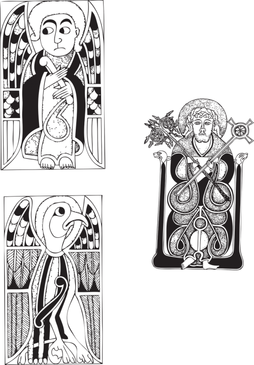 images gothic vectorized