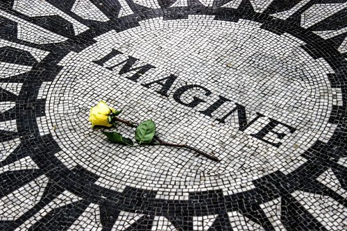 imagine  john lennon  peace