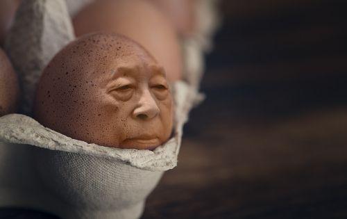 iman egg egg box
