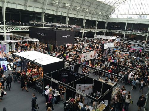 imats london exhibition