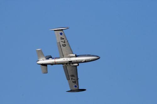 Impala Jet Fly Past