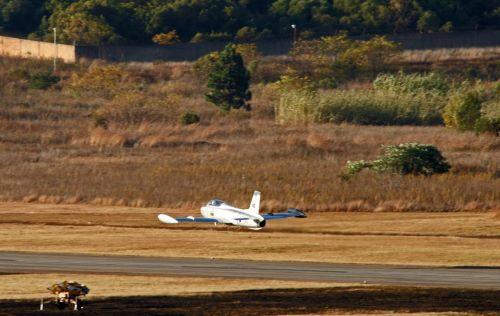 Impala Jet Liftoff
