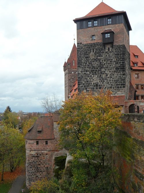 imperial castle castle nuremberg