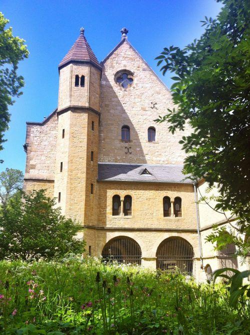 imperial palace goslar summer