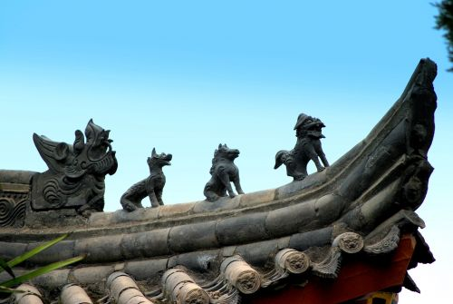Imperial Roof Decoration