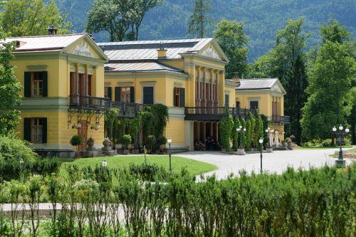 imperial villa bad ischl historically