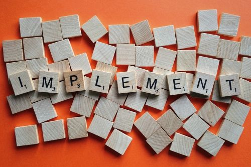 įgyvendinti,daryti,įgyvendinimas,projektas,strategija,verslas,planą,darbas,vykdymas,veiksmas