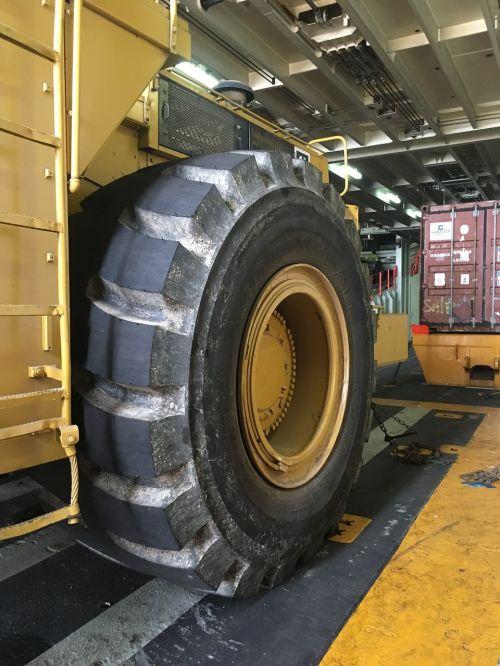 import vessel wheel