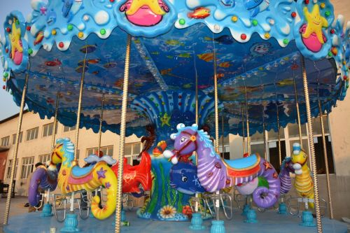 Import From China Amusement Park