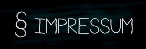 imprint homepage board