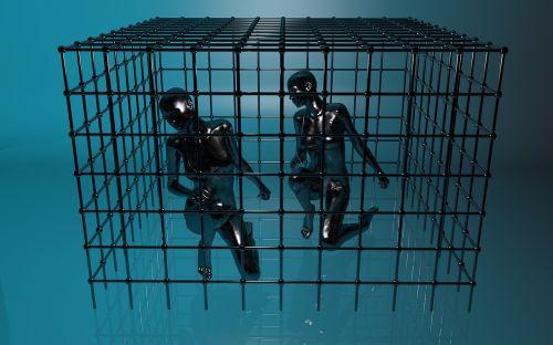 imprisoned cage psychology