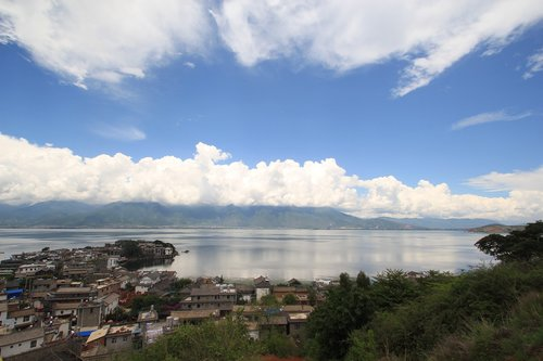 in yunnan province  the scenery