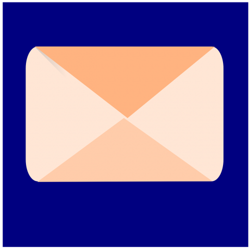 inbox envelop message