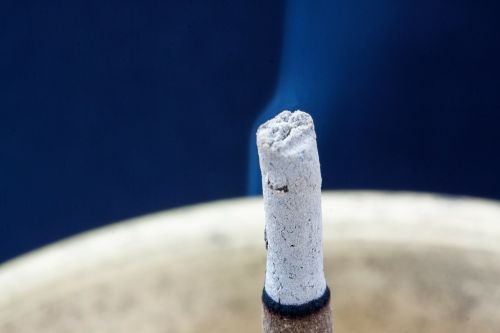 incense smoke cup