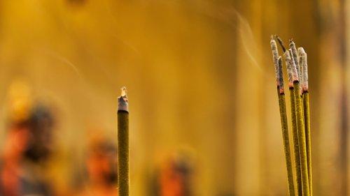 incense  religion  buddhism
