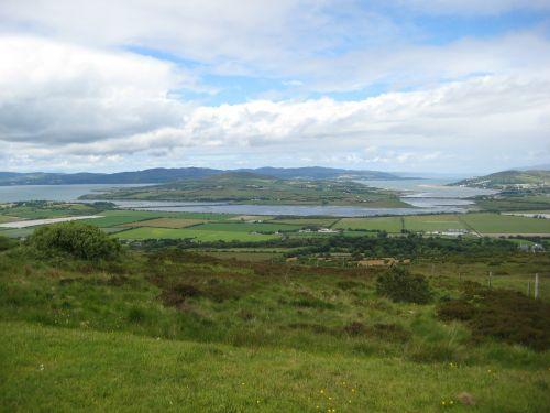 inch island donegal ireland