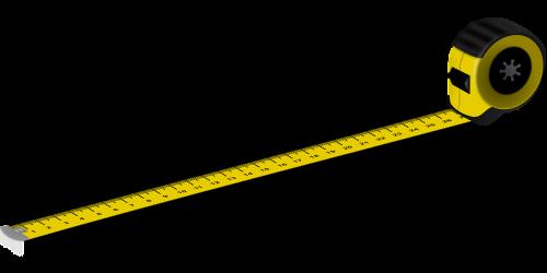 inch tape tape measure
