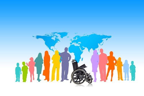 inclusion  group  wheelchair
