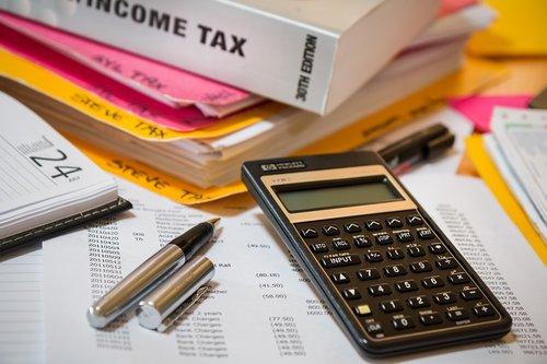 income tax  calculator  accounting