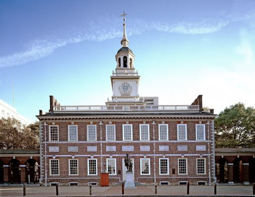 independence hall historic architecture