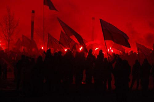 independence march poland warsaw