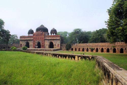 india delhi tomb