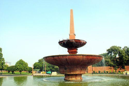 india delhi architecture