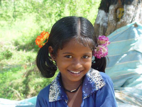 Indija,mergaitė,vaikai,vaikas