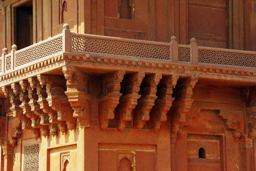 india fahtepur sikri palace