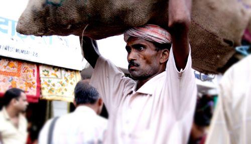 india labourer worker