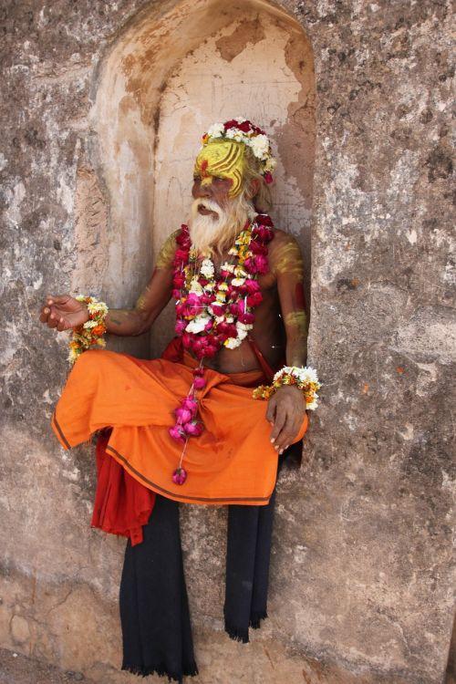 india holy spiritual