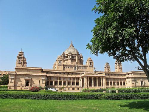 rajasthan palace india