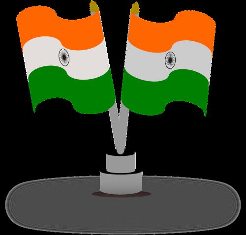india flag tricolor