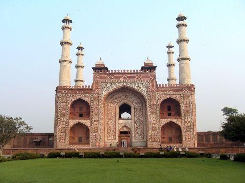 india mathura tomb