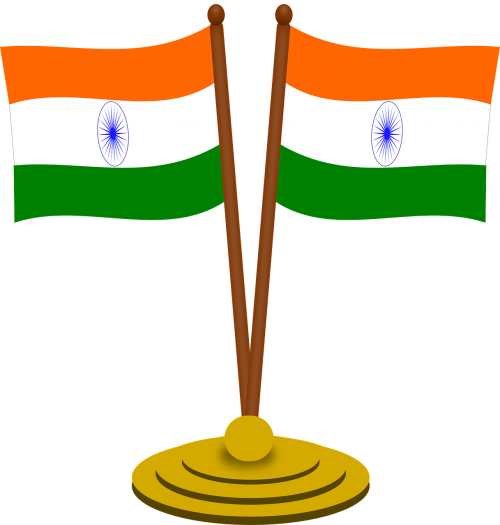 india flag independence