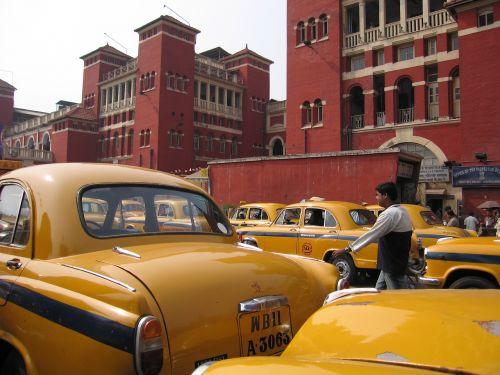 india kolkatta taxi
