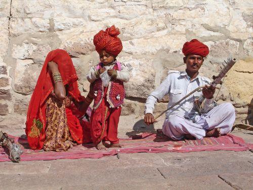 india jodhpur family